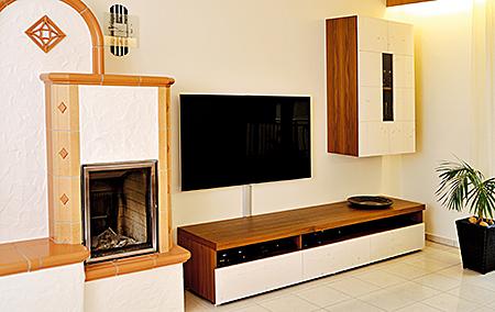 wohnen schreinerei bauer. Black Bedroom Furniture Sets. Home Design Ideas